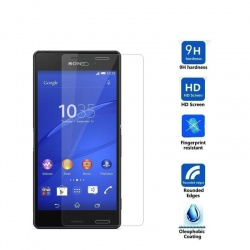 Sony Xperia Z3 Tempered Glass Screen Protector