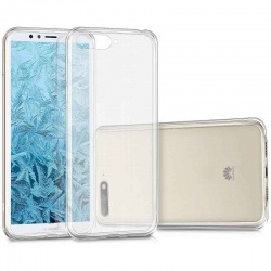 Huawei Y6(2018)  Silicon Cover Clear