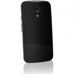 Motorola G2  Silicon Case Black