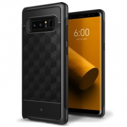 Samsung Galaxy Note 8 Caseology Parallax Series  Case - Black