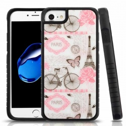 iPhone 7 / iPhone 8 Case Paris Love