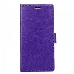 Vodafone Smart N8 PU Leather Wallet Case  Purple
