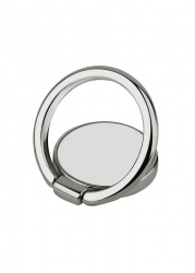 Silver Phone Ring Holder | iDecoz