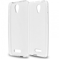 Alcatel Pop4 Plus  Silicon Case Clear