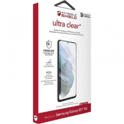 Samsung Galaxy S21 Invisible Shield Ultra Clear Screen Protector
