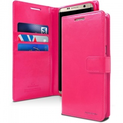 Samsung Galaxy S8 Plus Bluemoon  Wallet Case Hot Pink
