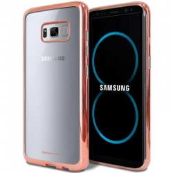 Samsung Galaxy S8 Plus  Ring2 Jelly RoseGold