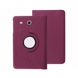 Samsung Galaxy Tab A 7 Inch T280 / T285 - 360 Rotating Case Purple