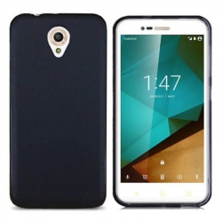 Vodafone Smart Turbo 7  Silicon Case Black