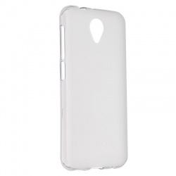 Vodafone Smart Turbo 7  Silicon Case Clear