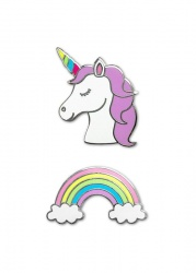Unicorn Rainbow Phone Charms | iDecoz