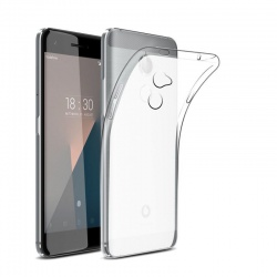Vodafone Smart V8 Silicon Case Clear