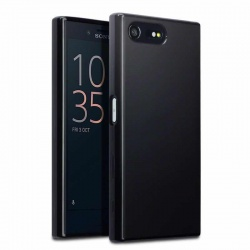 Sony Xperia X Mini Silicon Case Black