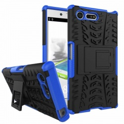 Sony Xperia X Mini Tyre Defender Blue