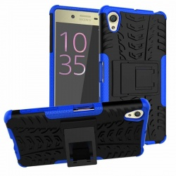 Sony Xperia X Tyre Defender Blue