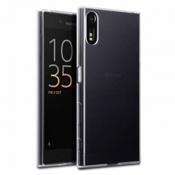 Sony Xperia XZ Silicon Case Clear