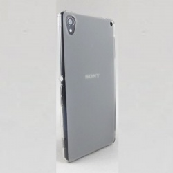 Sony Xperia Z3 Silicon Case Clear