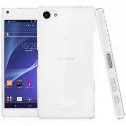 Sony Xperia Z5 Mini Silicon Case Clear
