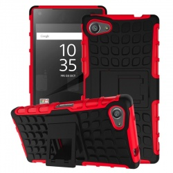 Sony Xperia Z5 Mini Tyre Defender Red
