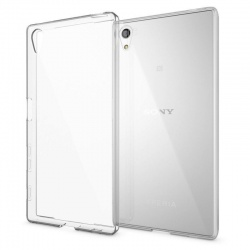 Sony Xperia Z5 Silicon Case Clear