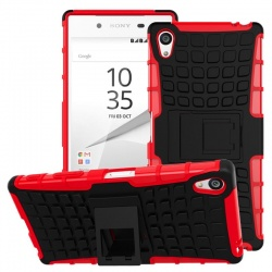 Sony Xperia Z5 Tyre Defender Red