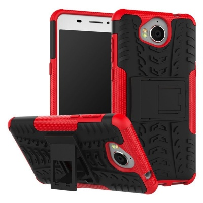 Huawei Y6(2017) Tyre Defender Red