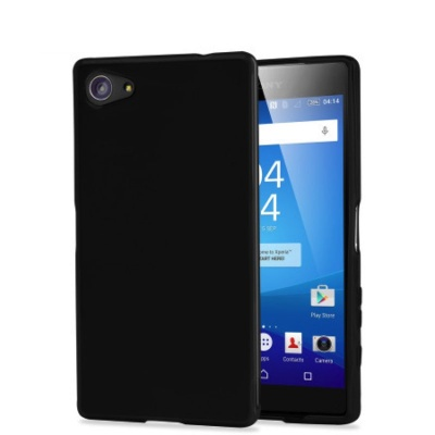 Sony Xperia Z5 Mini Silicon Case Black