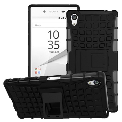 Sony Xperia Z5 Tyre Defender Black